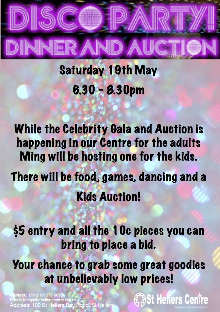 Kids Auction