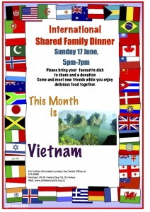International Dinner Vietnam
