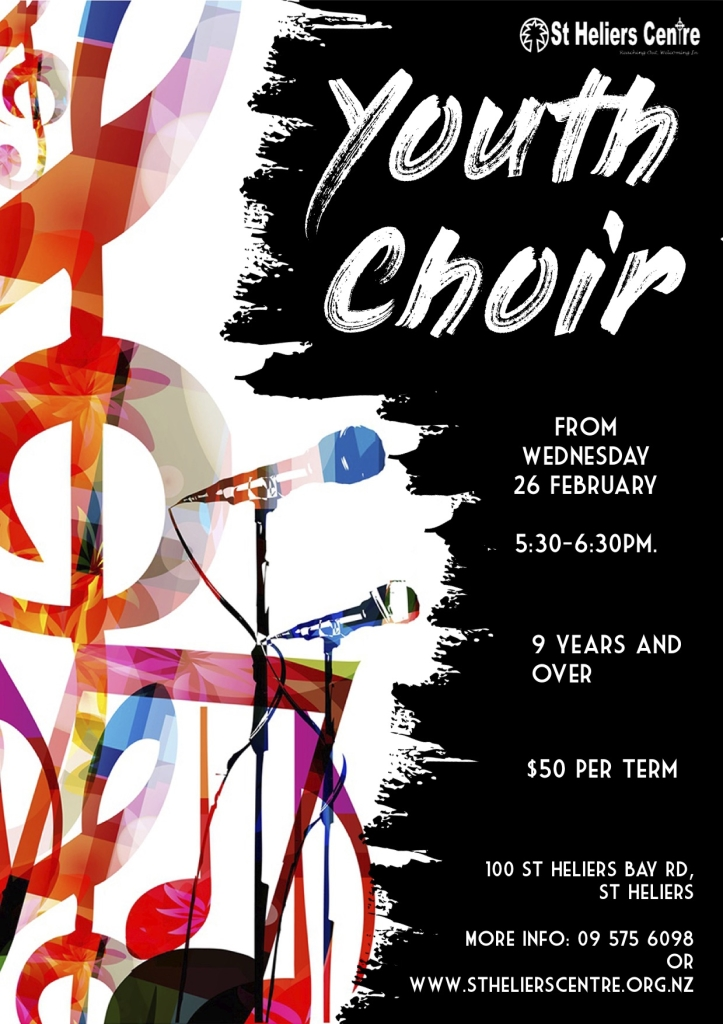 YOUTH CHOIR 2019