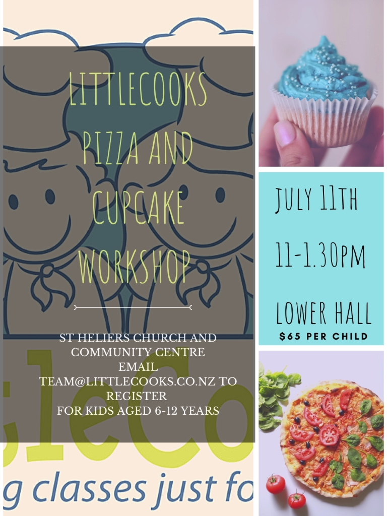St Heliers workshop JULY 11 2019 flyer